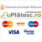 Procesator de tranzactii online cu carduri bancare - EuPlatesc.ro